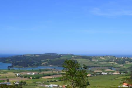 Apto 5 min playas ecoparque 30 minutos Santander - Wohnung