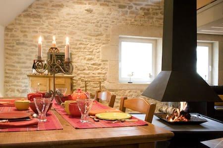 Grande maison de charme prox Beaune - Huis