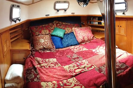 Private Stateroom on a yacht! - Nantucket