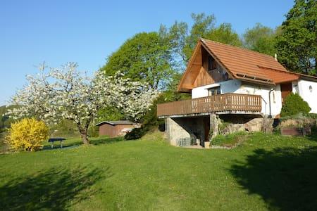 Urlaub mitten im Thüringer Wald - Casa