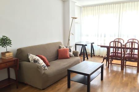 Apartamento a pie de playa Salinas - Leilighet