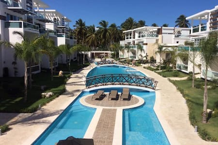 Apartment 2BR  walk to the beach - Daire