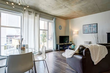 Trendy Apartment - Downtown Arts District Montreal - Montréal - Appartamento