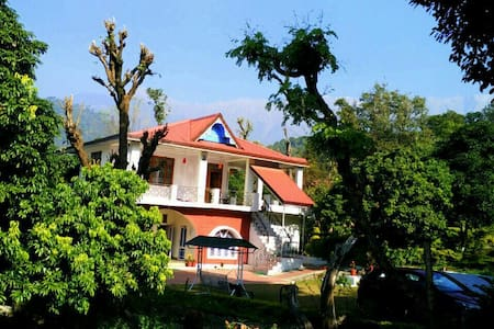 Nature park the home stay - dharmshala road chari