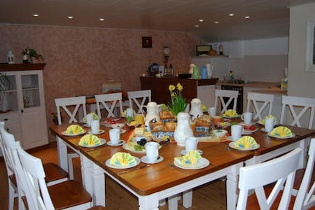 Bed und Breakfast Storchennest Schafflund - Bed & Breakfast