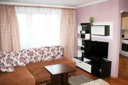 1-комнатная в центре города, около Площади Ленина - Apartamento