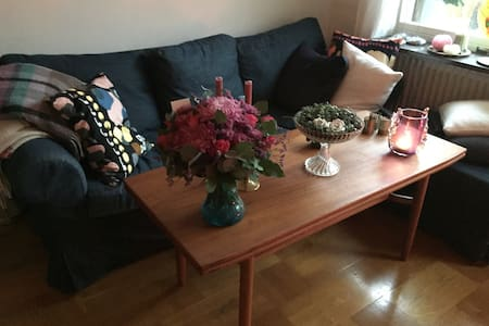 Cosy apartment with sunny balcony - Stockholm - Wohnung
