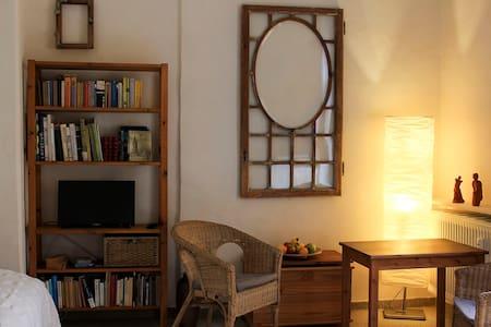 Gemütliches Zimmer mit Küche in Gründerzeitvilla - Halle (Saale)