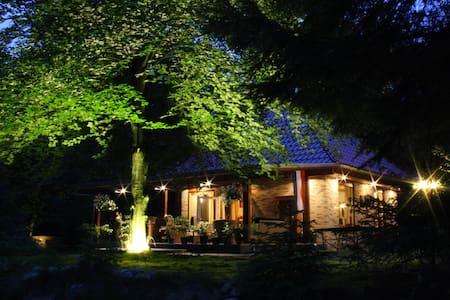 """10pers Landhuis """"Op de Heugte"""" Norg - Villa"""