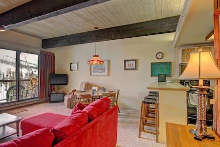 Storm Meadows Club B217 - Steamboat Springs - Appartement en résidence
