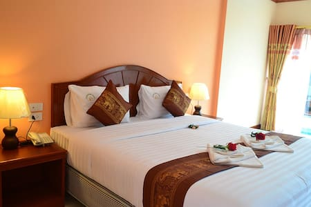Ao Nang Village Hotel (Room Family) - Ao Nang - Boetiekhotel