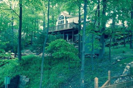 Murray Lake Retreat Home - Lowell - Dům