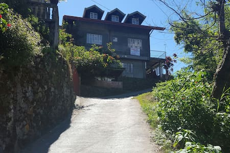 Chill & Peaceful Place in Baguio2br - House
