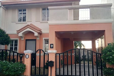 Secured&Cozy House 3bedrooms 2 bath - Bacoor