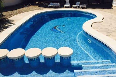 Villa de Vacaciones junto al mar para 10 personas - Hus