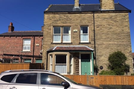 Double room in Victorian House. - Saltburn-by-the-Sea