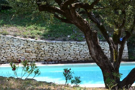 Villa Coeur Luberon à la semaine - Lauris