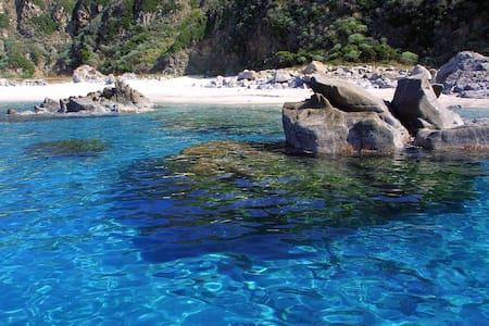 Villini Macrì sul mare - Parghelia - Radhus