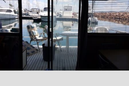 Houseboat - Nelson Bay Marina - Boot