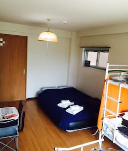 locating central hiroshima!! wifi!! - Hiroshima-shi - Apartment