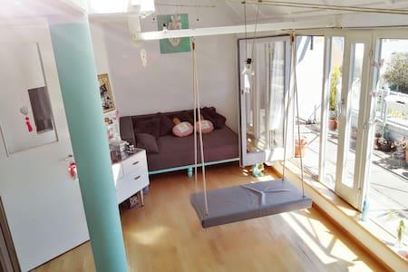 Wohnung auf 2 Ebenen - Lejlighed