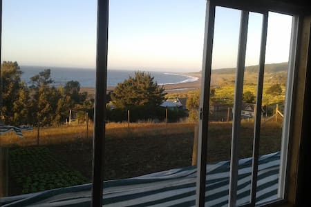 2 single-bedrooms at the coast - Bed & Breakfast