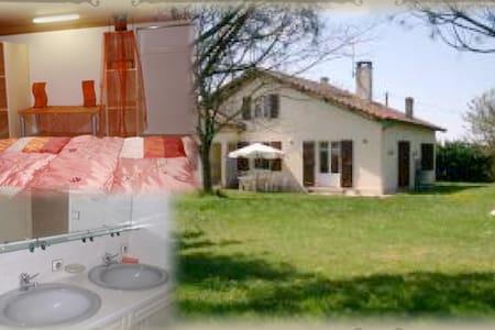 Bienvenue chez nous! - Eugénie-les-Bains - House