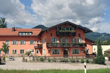 4 pers. Familienzimmer - Ruhpolding - Bed & Breakfast
