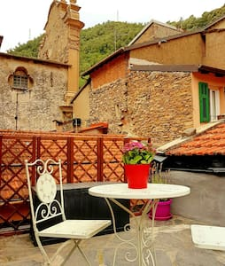 """La Baita"" casa vacanze Badalucco - House"