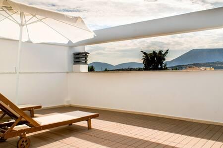 Elvita  Spata house,  Athens - Villa