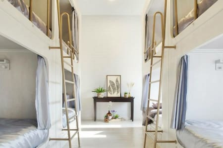 Bunk Bed in Female Dormitory For 2 - Bangkok