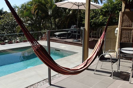 Buderim apartment with pool - Huoneisto