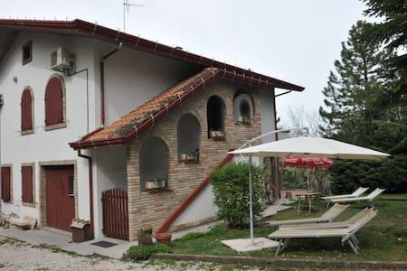 Villa Adriana Affitta camere - Gemmano - Apartemen
