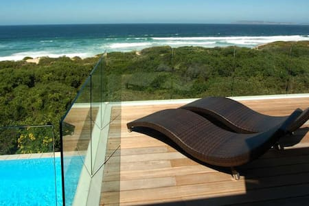 Home by the Sea amazing 4 bedrooms beach villa - Keurboomstrand - Hus