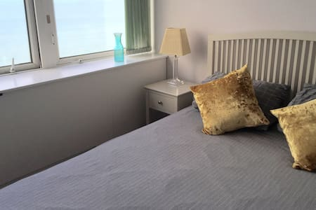 Double room in seafront appt with stunning views - Brighton - Appartamento
