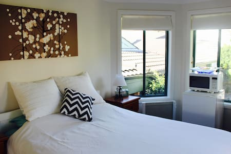 Cute Light Private Room - Mona Vale - Hus