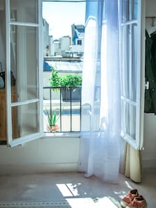 Petit nid calme dans l'hypercentre - Paris - Apartment