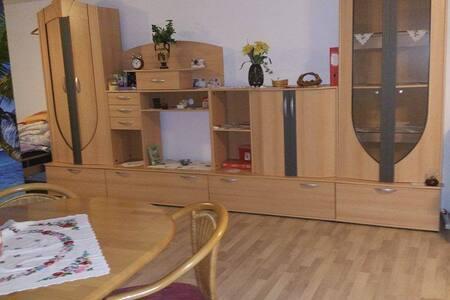 Sehr großes Zimmer mit 2 Betten und 2 Sofas - Rosengarten - Dom