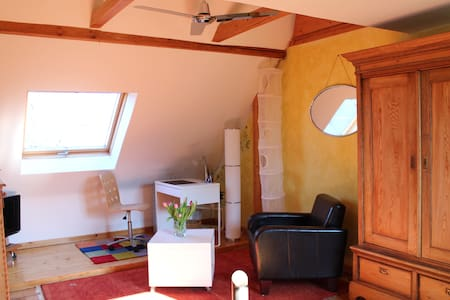 gemütl. Zimmer im Haus von 1893 - Ratingen - House