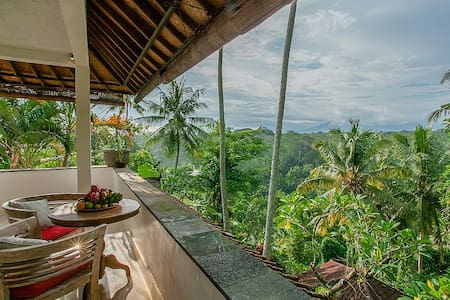 Honeymoon Suite  with amazing view - Ubud