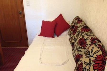 Habitación independiente con baño privado, - Ciudad de México - Appartement