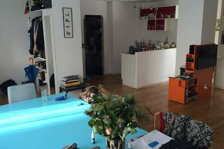 Nice apartment in very cool area! - Amsterdam - Appartement