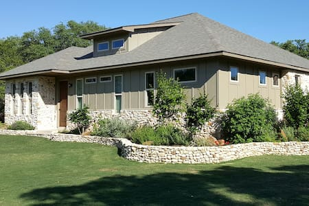 Hill Country Charmer - House