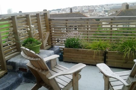 Brighton 3 bedroom house with a view - Brighton - House