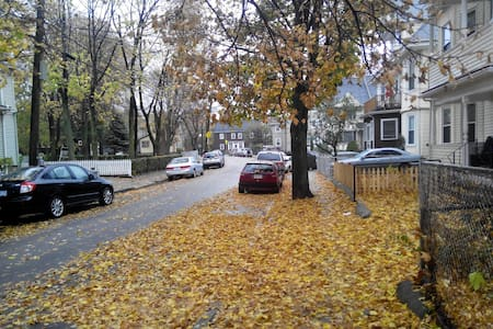near Harvard business School - Boston - Apartment