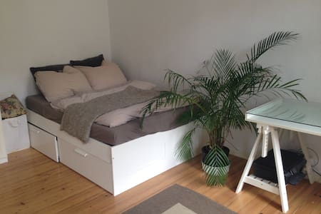 Lovely apartment with balcony in Neukölln - Berlin - Wohnung
