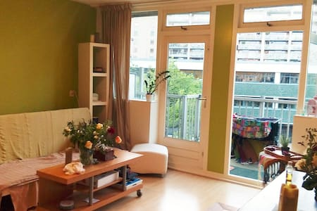 Lovely 2floor apartment in the center of Rotterdam - Rotterdam