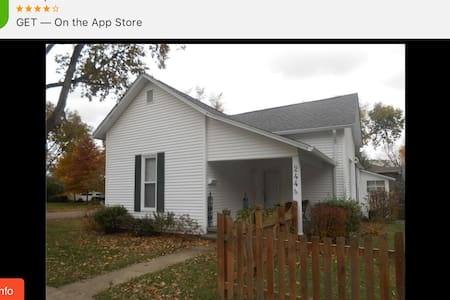 Close to Indianapolis,  Shopping & More - Pendleton - Maison