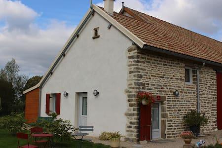 GITE DE CHARME AU COEUR DE LA BOURGOGNE - Longecourt-lès-Culêtre - Haus