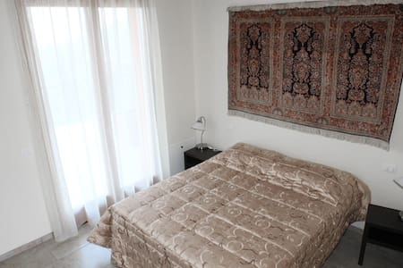 Agriturismo in collina, camera doppia - Montiano - Apartment